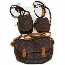 Louis Vuitton Monogram Shoulder Bag 3 pieces set 516804