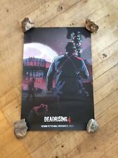 Deadrising 4 Poster, Return to the Mall, December 6, 2016