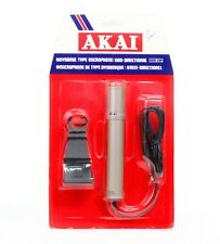 New Akai Adm-20 Dynamic Non Directional Microphone w/ Unopened Packaging 747 Dbx