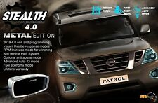 Stealth Controller for NISSAN PATROL GU Y61 Y62 ZD30 4.0 Tune Chip  Idrive Throt