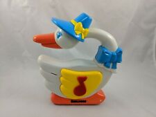Shelcore Mother Goose Musical Toy 1995