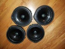 Original Door Speakers (4) - 2013 Honda Fit