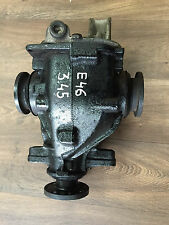 Bmw 3er e46 differential hinterachsgetriebe 3,45 tn 7533148