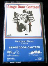 Stage Door Canteen TAPE # 3 15 track 1987 CASSETTE TAPE