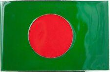 Bangladesh National Flag Bangladeshi Enamel Belt Buckle to fix to own belt New