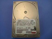 IBM IC35L080AVVA07-0 EIDE 80GB Hard Drive P/N:07N9210  07N9210H326570S2A