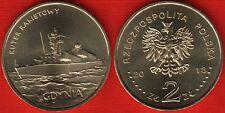 "Poland 2 zlote 2013 ""Polish Ships – Gdynia Missile Boat"" UNC"