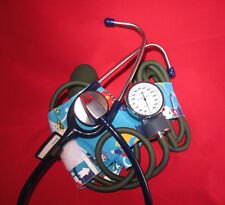 MITCO MEDICALPedriatric Sphyg 2 wraps & Stainless SH Stethoscope AWESOME SALE