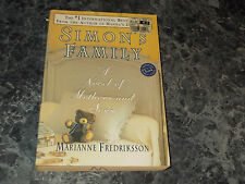 Simon's Family : A Novel of Mothers and Sons by Marianne Fredriksson (2000,TP)