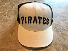 NWT Pittsburgh Pirates MLB Cooperstown Collection Pro Model Fitted Hat 7 3/4