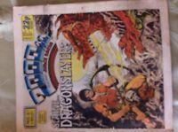 a3 magazine comic 2000 ad judge dredd prog 367 may 5th 1984