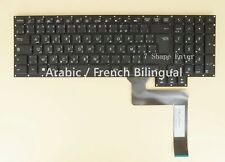 Arabic French / Arabe Français Keyboard Clavier for Asus GFX70JS GFX70JZ Black