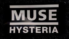 MUSE Hysteria PROMO Sticker RARE