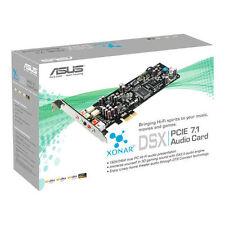 ASUS Xonar DSX PCI-E 7.1 CH Gaming Sound Card DTS Audio Hi-Fi True 192KHz/24bit