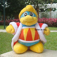 "Nintendo Kirby Plush Toy King DeDeDe 10"" Allstar Collection Stuffed Animal Doll"