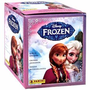 Disney Frozen Sticker 2014 Box 50 Packs Per Box 7 Stickers Per Pack 350 Stickers