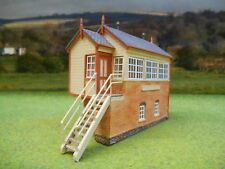 Oxford Rail Structures GWR Signal Box Pre-Built OO Scale (suit HO also)