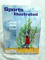 Sports Illustrated October 1962 Big Game Hunting Yankees vs Giants World Series