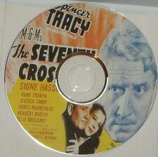 DRAMA 040: THE SEVENTH CROSS (1944) Fred Zinnemann Spencer Tracy, Hasso, Cronyn