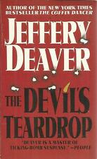JEFFERY DEAVER THE DEVIL'S TEARDROP