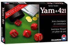 YAM & 421 intérieur floqué en piste de jeu