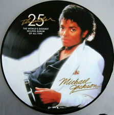 Michael Jackson - Thriller LP - Picture Disc Vinyl Album - NEW Record Reissue