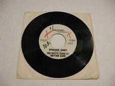 The Watts 103rd St Rhythm Band/ Spreadin' Honey b/w Charley/ Keymen/ 1967/ Funk