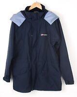 Berghaus Damen Gore-Tex Performance Schalen Jacke Mantel Größe XL (16) BCZ434