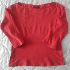 Maglietta rosso acceso, taglia S, manica 3/4 Killah