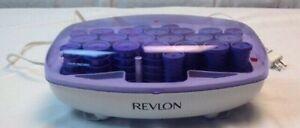 Revlon RV259 Hot Rollers 23 Ceramic Ionic  Purple