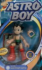"2004 Bandai Astro Boy Searchlight 6"" Action Figure Carded"