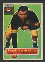1956 Topps #3 Frank Varrichione VG/VGEX Steelers 25487