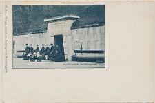 BAYERN SALZBERGWERK BERCHTESGADEN ungebrauchte AK ca. 1900, RR!!