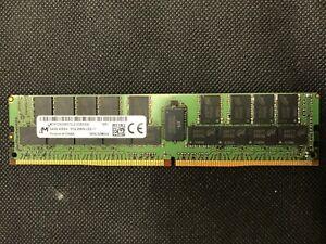 Server Memory Micron 64gb Pc4-2666v 21333mhz MTA72ASS8G72LZ-2G6D2 M773