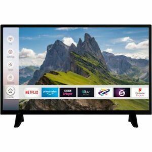 "electriQ 32"" HD Ready LED Smart TV - Black (E32HDS2Q)"