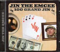 Jin The Emcee - 100 Grand Jin (2006 CD)