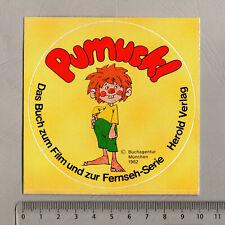 Aufkleber/Sticker Pumuckl Herold Verlag