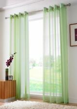 Rideaux verts pour la chambre d'enfant