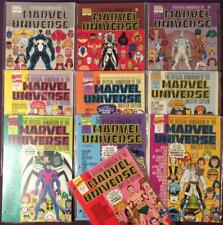 Official Handbook of the Marvel Universe Master edition #10 to #20 (1991) no #16