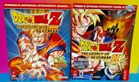 Dragonball Z Goku I + II - Official Strategy Guide Nintendo Game Boy Advance GBA