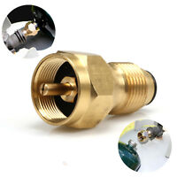1pcs Propane Refill Adapter Lp Gas Cylinder Tank Coupler Heater camping Hunt