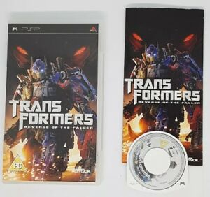 Transformers: Revenge of the Fallen - The Game (PSP) - Game Fast FREE UK POST