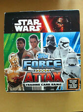 TOPPS STAR WARS Force Attax 10 Booster = 50 trading cards deutsch