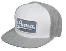 Puma Greenskeeper Cap Snapback Lifestyle Cappie Weiss NEU