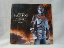 "Michael Jackson History Book 1 CD Insert  ""Replacement Booklet Only"" Lyrics"