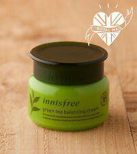 Innisfree Green Tea Balancing Cream 50ml UK SELLER