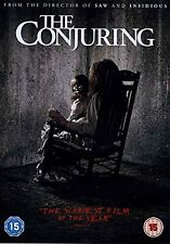 The Conjuring [DVD] [2013], , Used; Good DVD