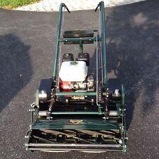 Locke Lawn mower 25�. Completely Restored W/speed gear Honda 04 Engine