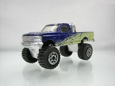 Diecast Matchbox Ford F-150 Monster Truck 1993 Purple Good Condition