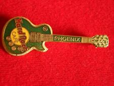 HRC hard rock cafe phoenix Green les paul Guitar 2lc